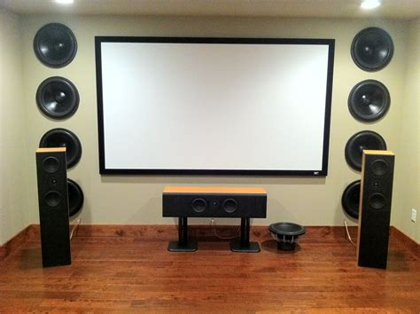 simple home theater setup www pixshark images