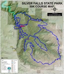 silver falls trail runs silverton oregon 50k 7 mile