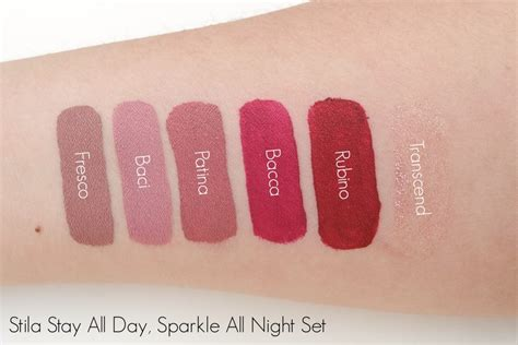 Stila Sparkle All Set stila stay all day sparkle all set the beautynerd