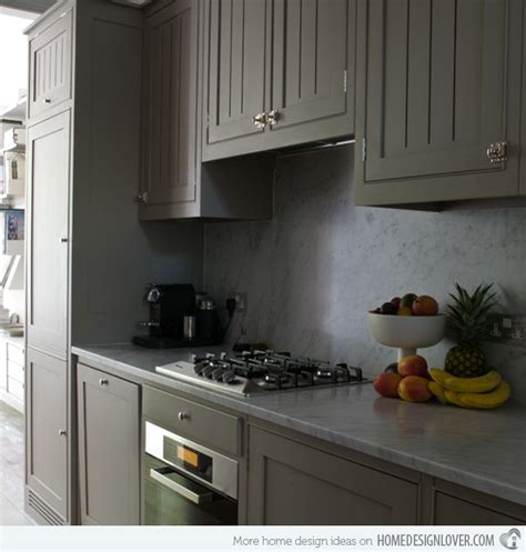 grey country kitchen from plain english kitchen design 16 nicely painted kitchen cabinets home design lover
