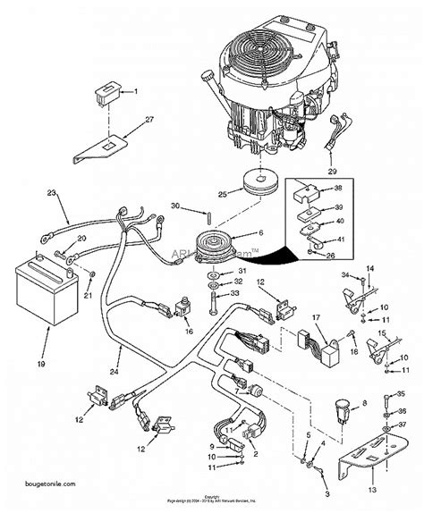 scag tiger cub wiring diagram wiring diagram