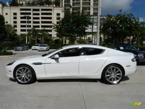 Aston Martin Rapide White Stratus White 2011 Aston Martin Rapide Sedan Exterior