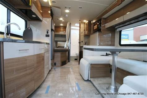 Motorhome Bed by New 2016 Winnebago View Class C Motorhome Slide Out
