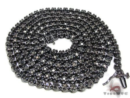 black gold chain black gold chain 30 inches 4mm mens