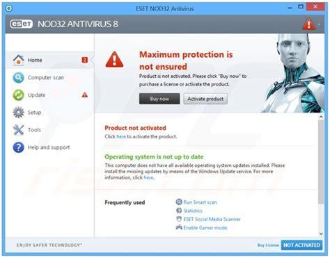 Antivirus Eset Nod32 eset nod32 antivirus 8 2015 edition