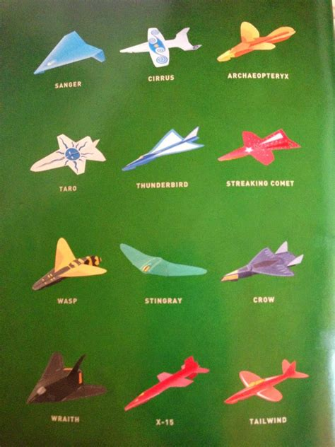 Cool Paper Airplanes And How To Make Them - one minute paper airplanes by andrew dewar yuki origami