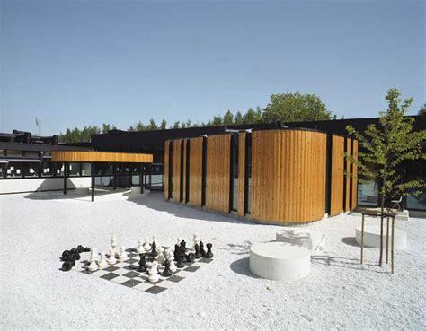 Oslo International School, Building, Norway   e architect