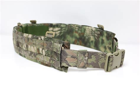 best molle belt padded molle belt american weapons components
