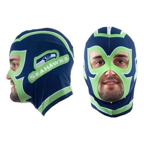 seattle seahawks fan seattle seahawks fan mask