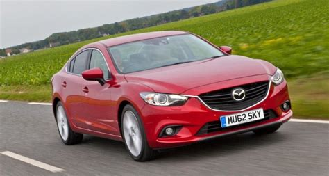 win a mazda 6 pre order an all new mazda6 and win it in the uk