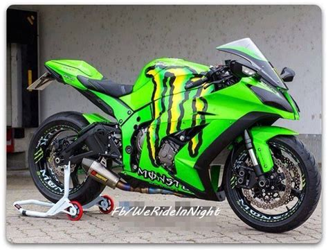 Monster Energy Motorrad by Anything With That Logo Thoooo Gt Gt Gt Pimp My Ride