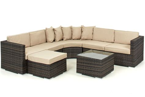 wicker sofa uk rattan corner sofas uk www energywarden net