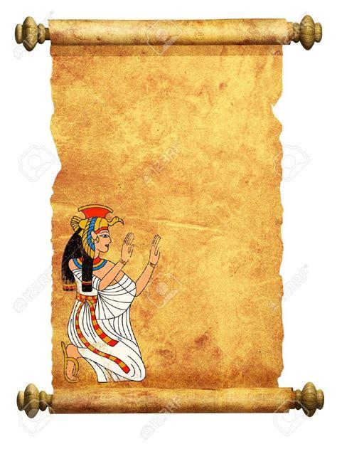 imagenes papiros egipcios papiros egipcios en blanco buscar con google egipto