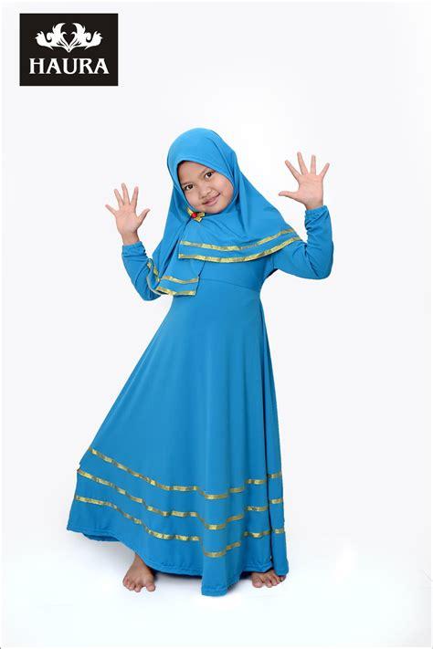 jual baju muslim gamis anak perempuan murah di lapak ani