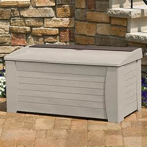 large patio storage box 127 gallons