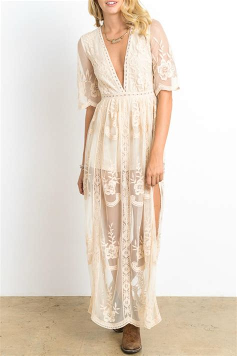 Maxi Lace lace maxi dress all dress