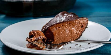 best chocolate pie recipe best by chocolate pie recipe how to make by