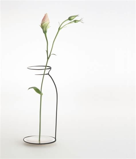 Sketch Of A Vase by Minimalist Decor Surprisingly Real Sketch Shaped Vessels