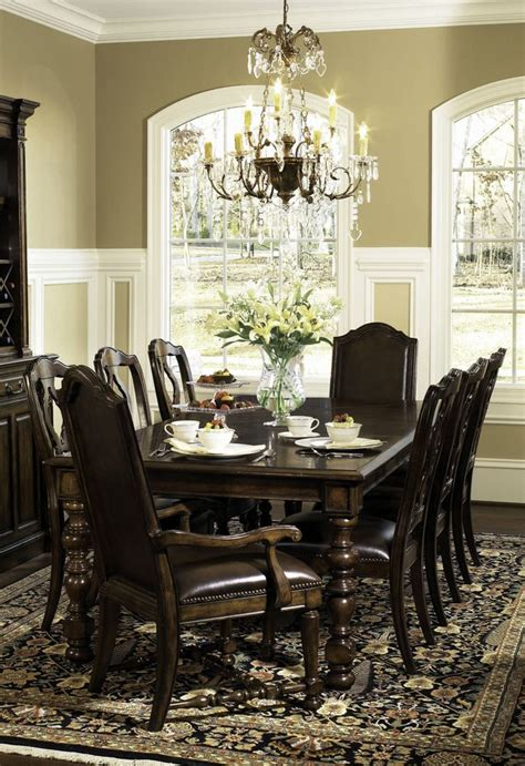 bernhardt dining room sets formal dining room sets bernhardt furniture normandie