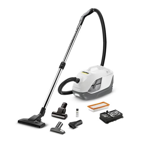 Vacuum Cleaner Karcher A water filter vacuum cleaner ds 6 000 mediclean sea