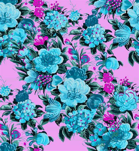 modern floral fabric patterns