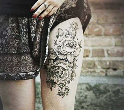 getting a tattoo on your shoulder roses linework tattoo tatted pinterest