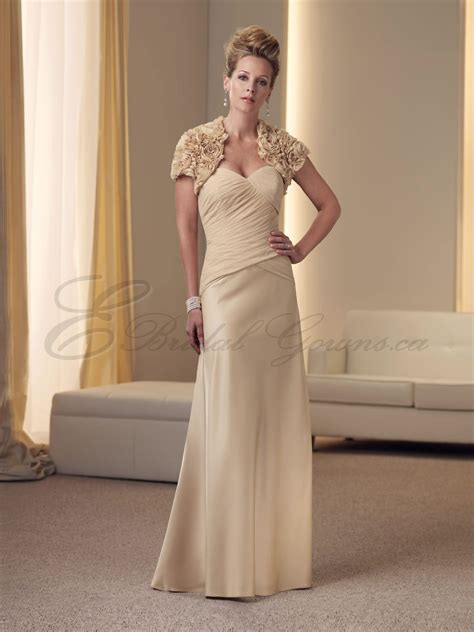 Strapless sweetheart neckline mother of the bride dress mmc111908