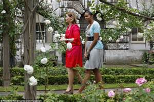 Michelle Obama's friendship with the Queen grows stronger