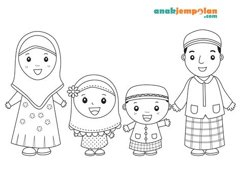free printable anak free coloring pages of family worksheet