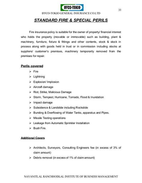 Iffco tokio general insurance co.ltd