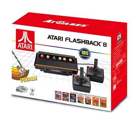 atari classic console atari flashback 8 classic console 2017 the