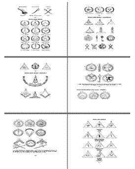 120 masonic secrets and freemasonry rare book collection 367 best symbols with known source images on pinterest