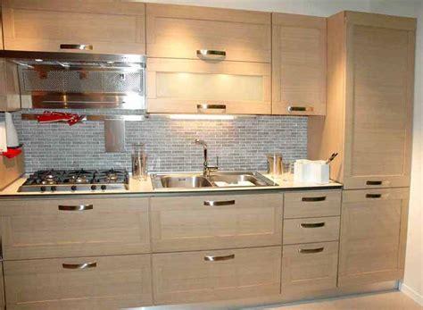 cucina in rovere sbiancato cucina su misura in rovere sbiancato la bottega