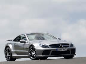 mercedes sl 65 amg black series high resolution image
