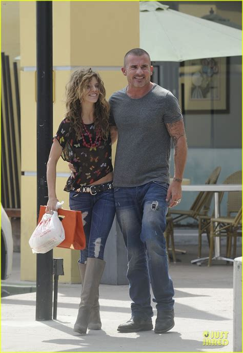 full sized photo of annalynne mccord dominic purcell still