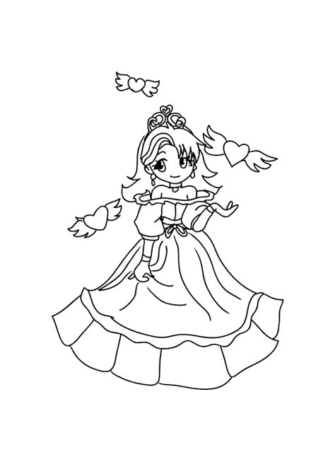 Baby Princess All Coloring Pages Coloring Pages Baby Princesses Coloring Pages