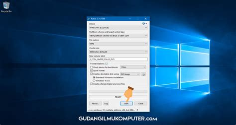 membuat usb bootable windows 8 rufus cara membuat bootable usb windows menggunakan rufus