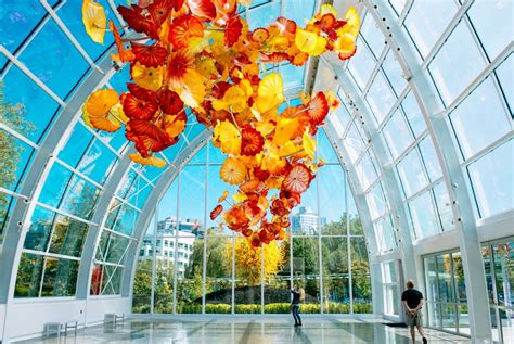Chihuly Glass And Garden by A Prima Vista Chihuly Garden Of Glass Seattle