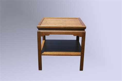 Retro Side Table Vintage Mid Century Modern Stow Davis End Side Table Ebay