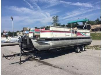 used pontoon boats for sale tn pontoon boats in tn used pontoon boats leisure kraft