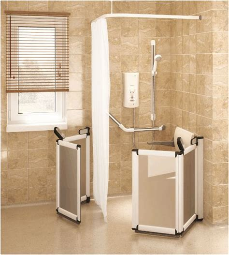 Impey Showers Elevate Half Height Shower Doors And Half Height Shower Doors