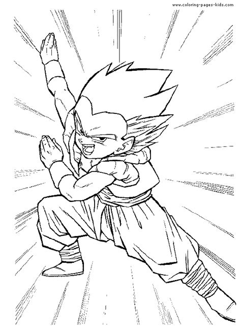 all dragon ball z characters coloring pages dragon ball z color page cartoon color pages printable