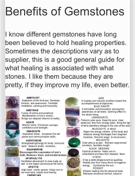 benefits of gemstone trusper