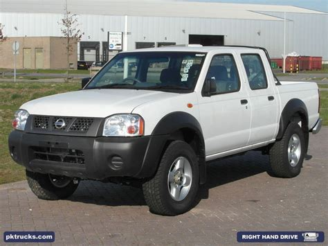 nissan pickup 4x4 nissan np300 hardbody 4x4 pick up new for sale at pk