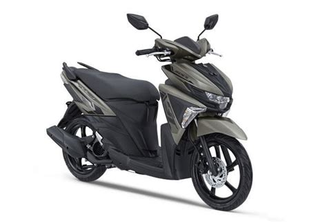 Suzuki Motorrad Thailand by Indonesia Gets The New Soul Gt 125cc Scooter From Yamaha