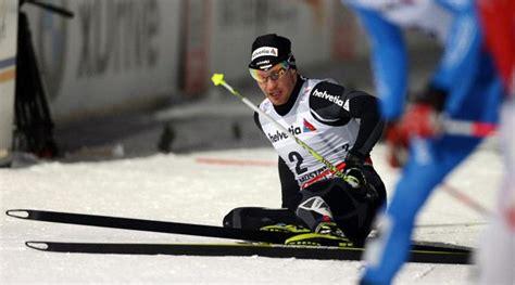 len nordisch news ch trotz sturz ein gelungener tag ski nordisch