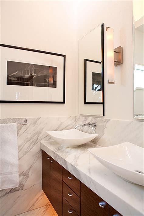 Carerra Marble Bathroom by Marble Bathroom Bathroom Other