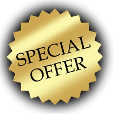 special offer notionz special offer
