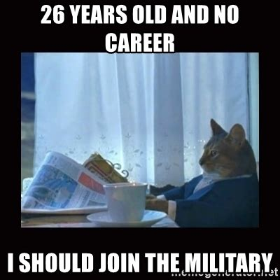 should i buy a boat or join a boat club 26 years old and no career i should join the military i