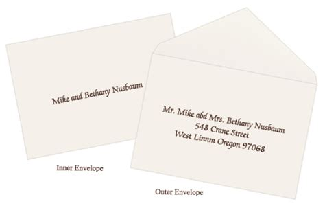 addressing wedding invitations with one outer envelope checking it the list helpful tips for assembling addressing your invitations